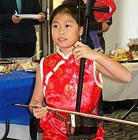 International Reception Chinese Musician